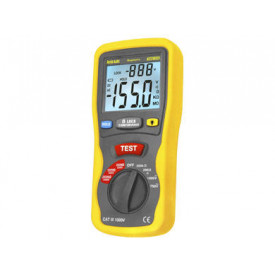Megômetro Digital  HMG-550 - Hikari