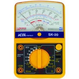 Multímetro Analógico SK-20 - ICEL Manaus