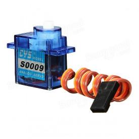 Micro Servo Motor 6V Torque 1.5Kg.cm - CYS-S0009 Compatível com Arduino - GC-15
