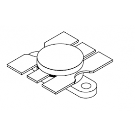 Transistor de Rádio Frequência MRF641 - CASE 316–01 - Cód. Loja 2494 - Motorola
