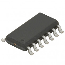 Circuito Integrado SMD Porta Lógica MC14082B SOIC14 Dual 4-Input AND Gate - Texas - CD4082