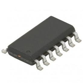 Circuito Integrado SMD Porta Lógica CD4069UBM SOIC14 Inversores Hex - Texas