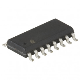 Circuito Integrado SMD Porta Lógica CD4050BCM SOIC16 Buffers e line drivers Hex Non-Inv Buffer - Cód. Loja 4209  - Fairchild