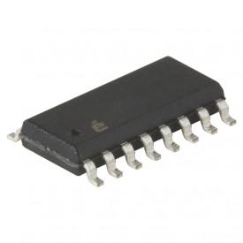 Circuito Integrado SMD Porta Lógica HCF4020BT SOIC16 contador 14-Bit Ripple-Carry - STMicroelectronics - CD4020