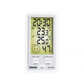 Termo-Higrômetro Digital HTH-240 - Hikari