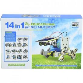 Kit Educacional Robô Solar 14 em 1