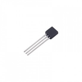Transistor BC550 NPN TO-92 NXP - Cód. Loja 1230