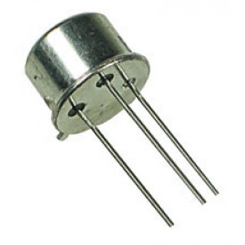 Transistor BC160-16 PNP TO-39 - Cód. Loja 1012 ST