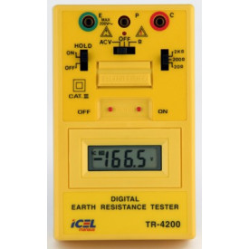Terrômetro TR-4200 - ICEL Manaus