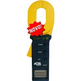 Terrômetro Alicate Digital ICEL Manaus - TR-5500