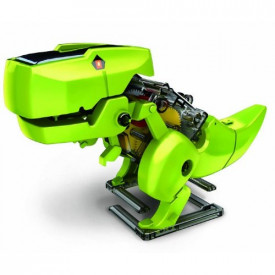 Kit Educacional Robô Solar T3 - 3 EM 1 - Facíl de Montar - WP116799