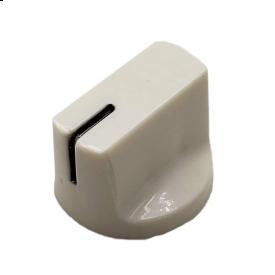 Knob para Eixo estriado Marfim - KN-31