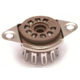 Soquete para Válvula de 9 Pinos (Noval) Solda Fio VT9-ST-1 - Belton