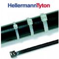 Abraçadeira Insulok Hellermann T50R 200x4,5mm Natural Pacote com 100 Peças