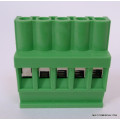 Conector Verde Multipolar AKZ1110.07 Fêmea de 7 vias - Passo 5,08mm - Phoenix Mecano