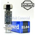 Válvula EL84 6BQ5 Pentodo de Potência Mullard