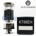 Par Casado da Válvula KT88 Tetrodo de Potência Electro-Harmonix
