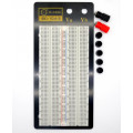 Protoboard 1360 pontos sem kit de Jumpers EIC-104-3 165-40-1043 - E.I.C.