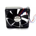 Microventilador Cooler AD0612HB-G76 12VDC 4.900RPM 1.80 Watts (60x60x10mm) Rolamento - BERFLO