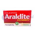Cola Epoxi Araldite Hobby - Brascola